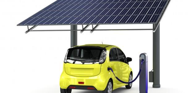 Ombrières photovoltaïques en Corse